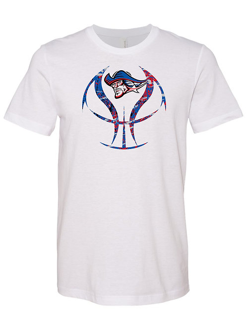 Basketball Paint Patriot- Adult Soft SS