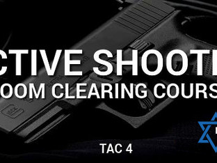 Israeli Tactical School - Room Clearing Course - Tac 4