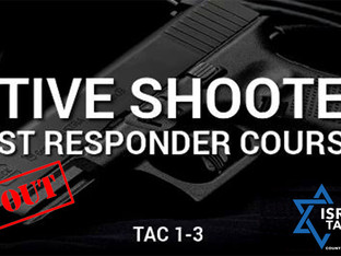Israeli Tactical School - First Responder Course TAC 1-3