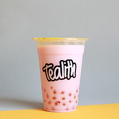 Strawberry Milk Tea