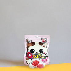 Cat Paw Gummy Strawberry