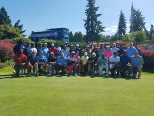 Jacob Green Celebrity Golf Tournament