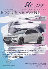 A Class Exclusive Event