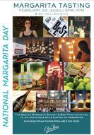 National Margarita Day pop up lounge