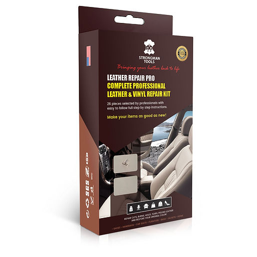 Doctor Leather is the most complete leather repair kit on the market and the number one best selling leather restoration company on Amazon