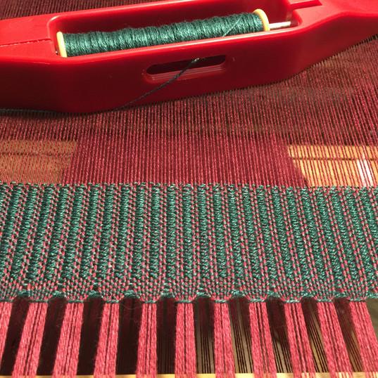 custom scarf in bamboo rayon