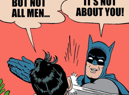 Why All men?