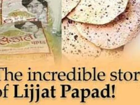 FAVOURITE LIJJAT PAPAD: THE INCREDIBLE STORY OF 7 WOMEN
