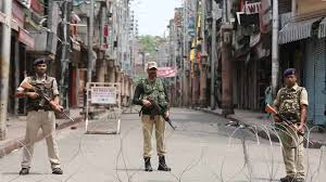 One Year of Negligence in Jammu & Kashmir