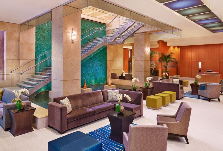 WESTIN HOTEL, VB - Lobby