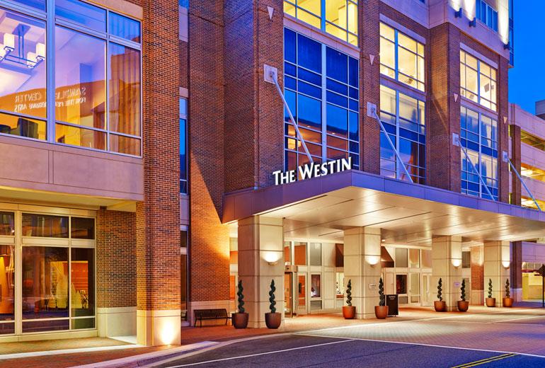 WESTIN HOTEL, VB Town Center