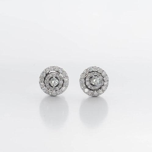 Brinco Aquarela Diamantes Modular