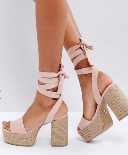 ASOS - Chaussures plateformes