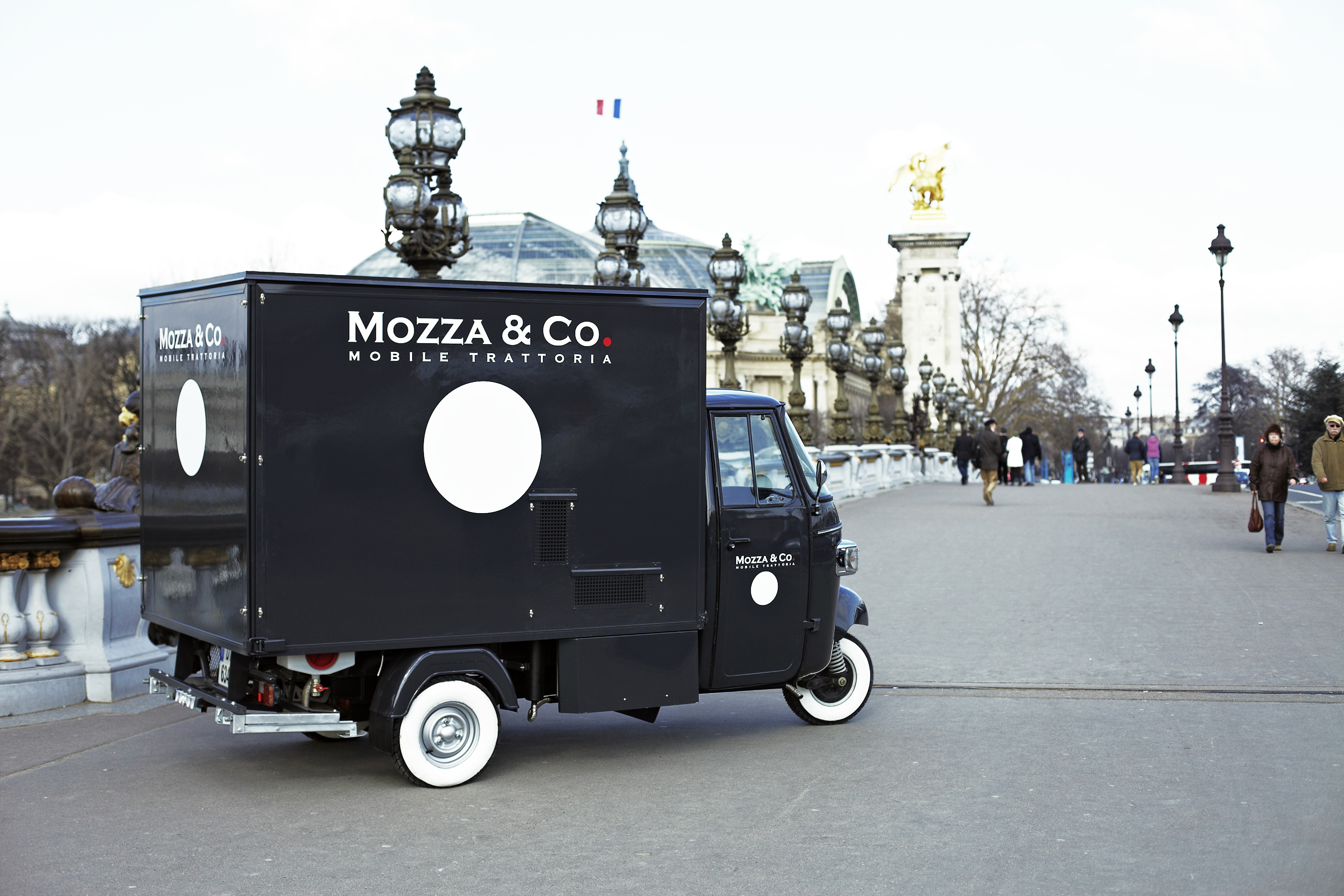 Le top des Food trucks de Paris