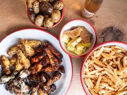 Le poulet le plus alléchant de Paris