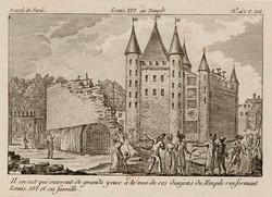 Louis XVI au Temple