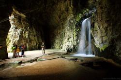 Cascade de la grotte