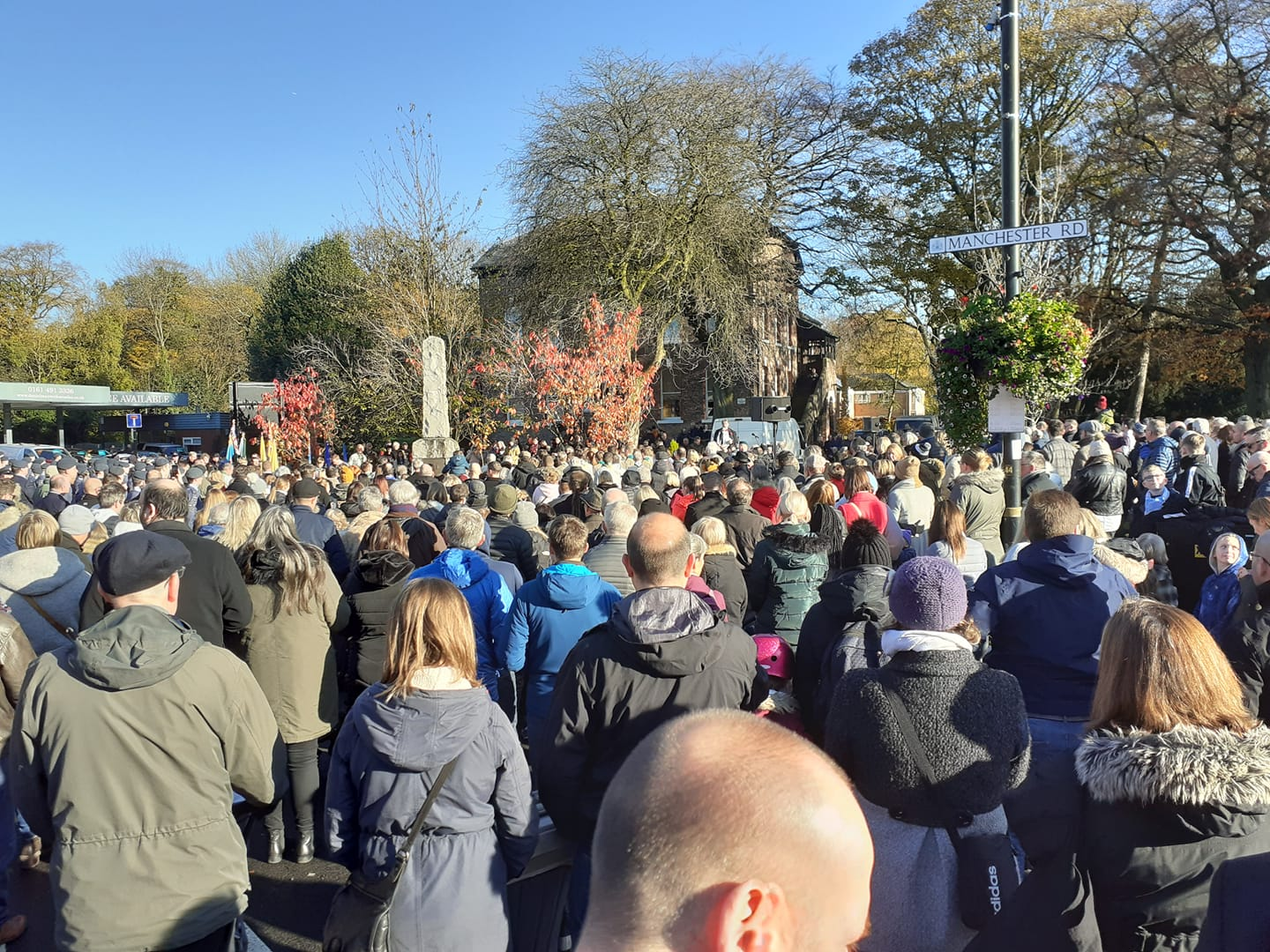 Cheadle Remembrance