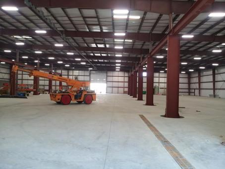 20 ton Freestanding Overhead Crane System
