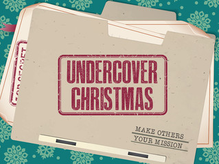 Undercover Christmas | December '18 | Global Fire