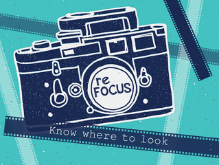 reFocus: know where to look