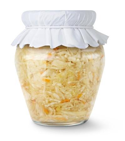 Saurkraut Ferment