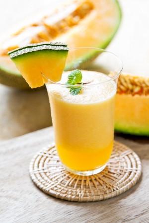 Ginger Melon Kombucha
