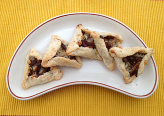 Savory Hammentaschen Appetizer for Purim Meal