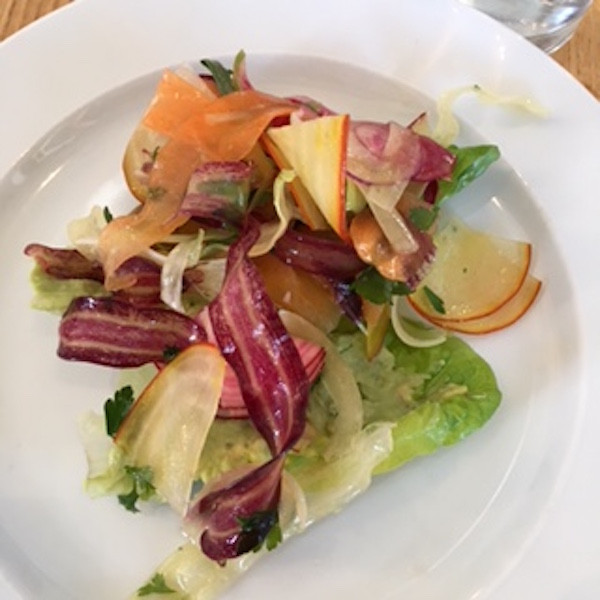 Marlowe Salad, from the SF restaurant