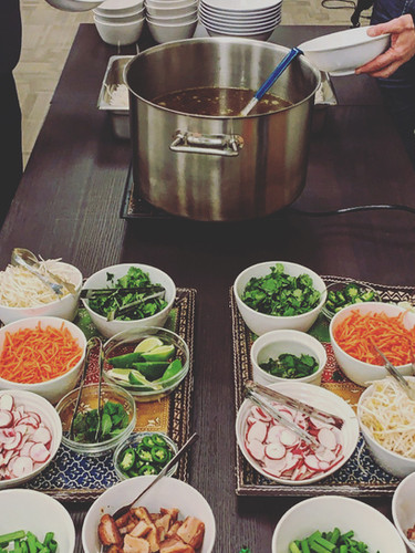 Staff Meal - Pho for Folks