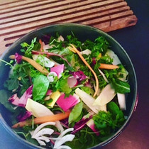 A salad to wake you from the winter doldrums
