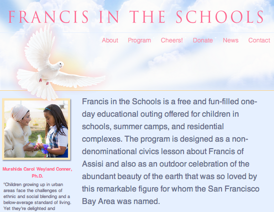 Francis in the Schools