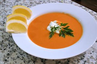 Syrian Lentil Soup