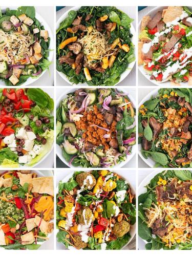 Mezze Salads
