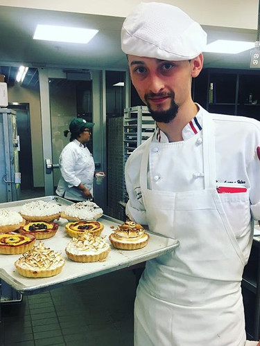 A pastry chef in the making_ #pastrystud