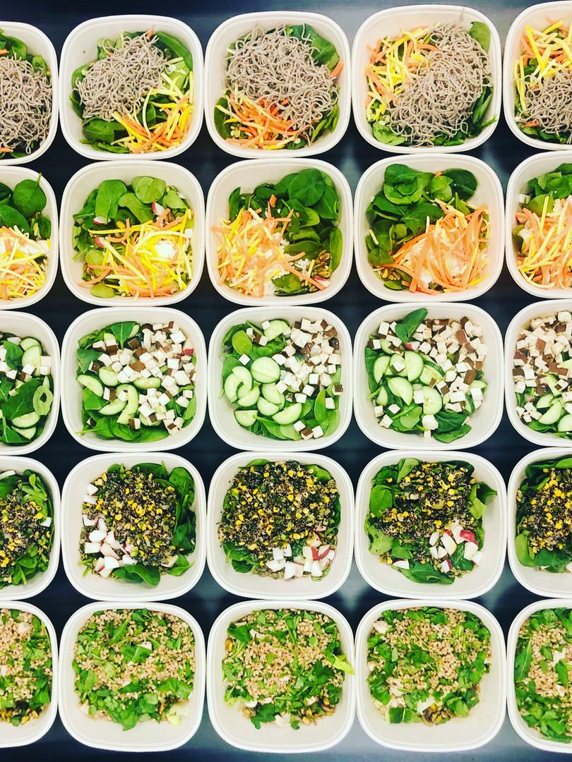 Spring Salad R&D