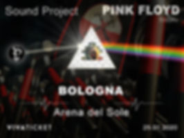 Sound Project Pink Floyd Tribute Band Li