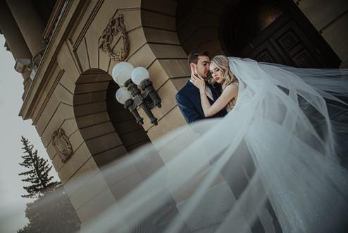 Tiffany Trevor Wedding