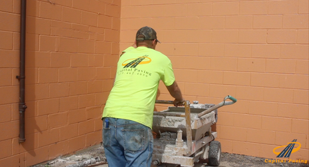 Concrete Lifting Commerical