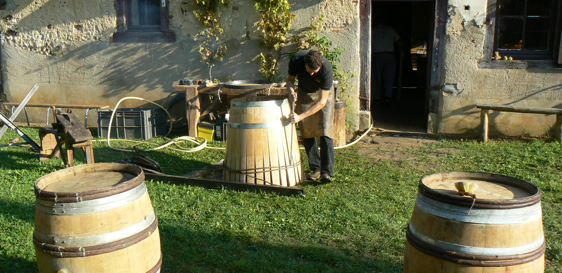 2009. Les métiers du bois