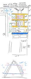 Kitchen Unit plan