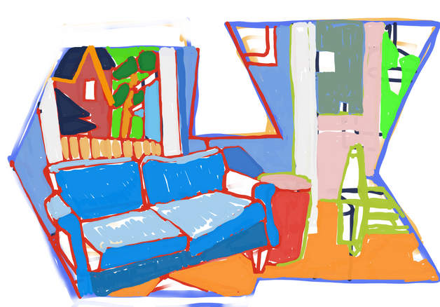 Interior A