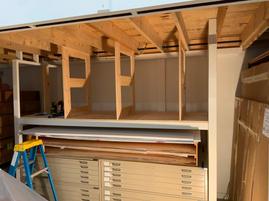 Storage Unit, above flat files
