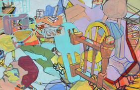 015_Notch Road B, 26x40x1, acrylic on paper on wood mount, 2019, $3200.jpg