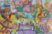 014_Notch Road A, 26x40x1, acrylic on pa