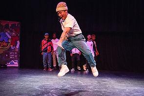 Hip-Hop dance moves