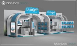 Italgrif - Stand YoConstructor 2014