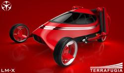 Terrafugia LM-X Flying Car