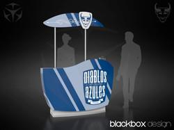 Diablos Azules - Modulo Grande