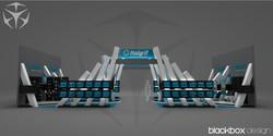 Italgrif - Stand Excon (Concepto)